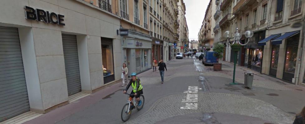 Lyon (2ème) Rue Victor HUGO