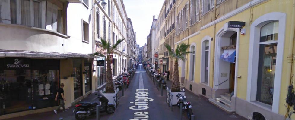 Marseille Rue Grignan