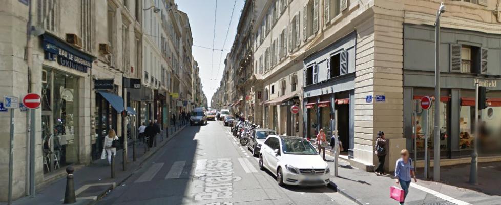 Marseille Rue Paradis