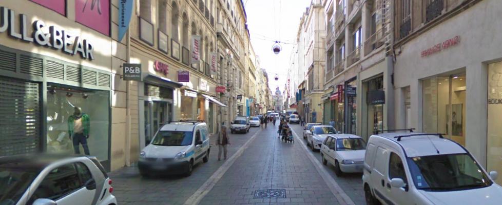 Marseille Rue St Ferreol
